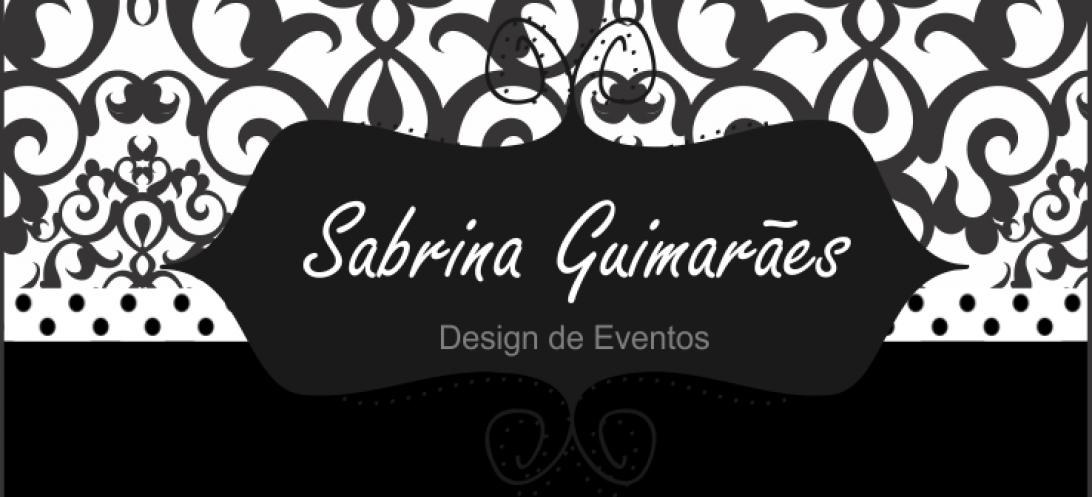 Sabrina Guimarães – Design de Eventos